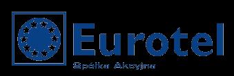 logo spółki Eurotel